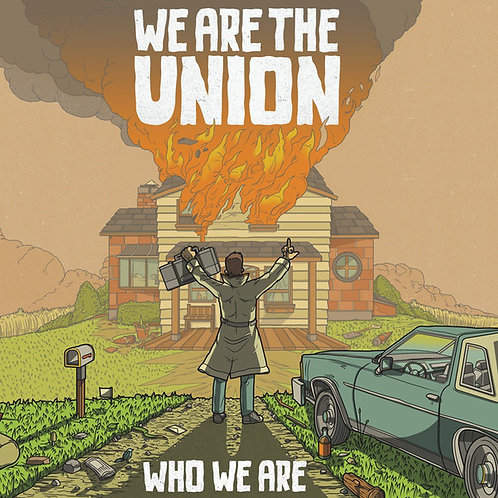 "We Are The Union - Who We Are (12"")"