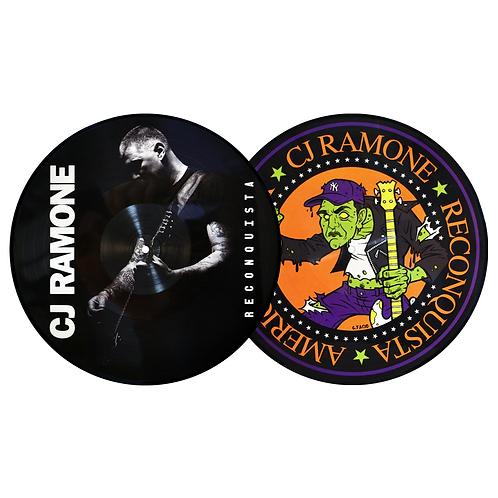 """CJ Ramone - Reconquista (12"""" Pic Disc)"""