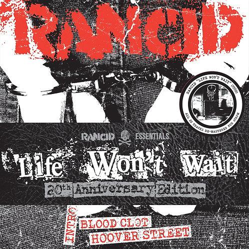 "Rancid - Life Won't Wait (6x7"")"