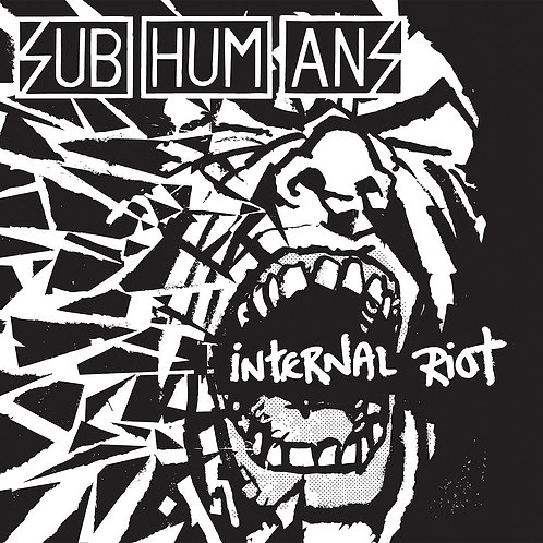 "Subhumans - Internal Riot (12"")"