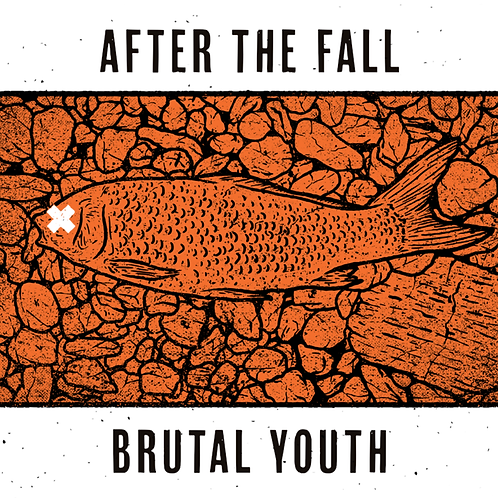 """After The Fall & Brutal Youth Split (7"""")"""