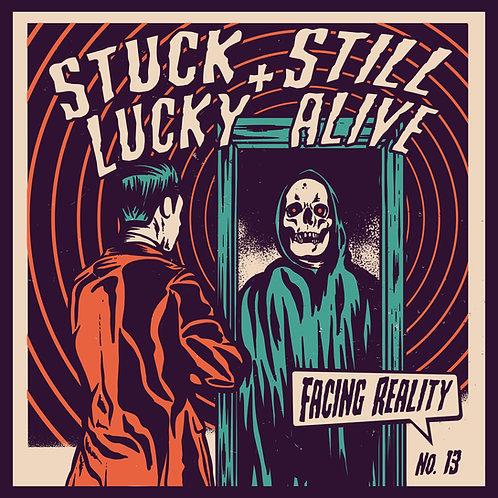 "Stuck Lucky & Still Alive Split (12"")"