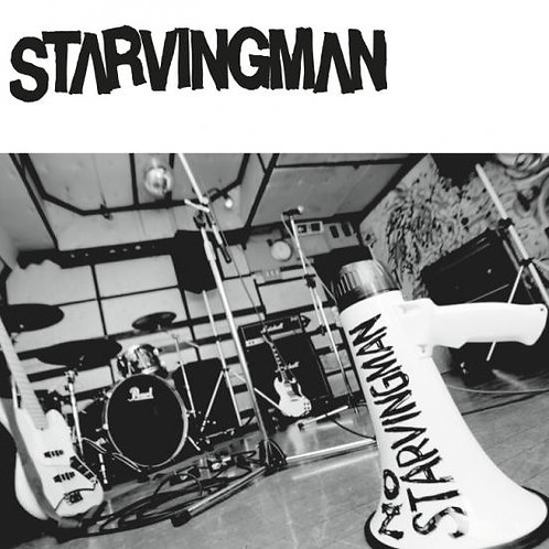 Starvingman - No Starvingman (CD)