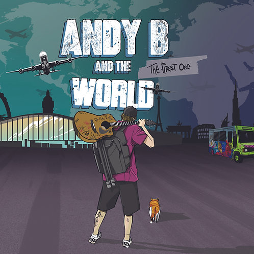 "Andy B and The World - The First One (12"" + Digital Download)"