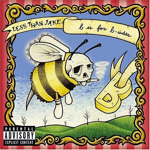 """Less Than Jake - B is for B Sides (12"""")"""