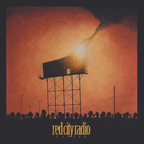 "Red City Radio - Titles (12"")"