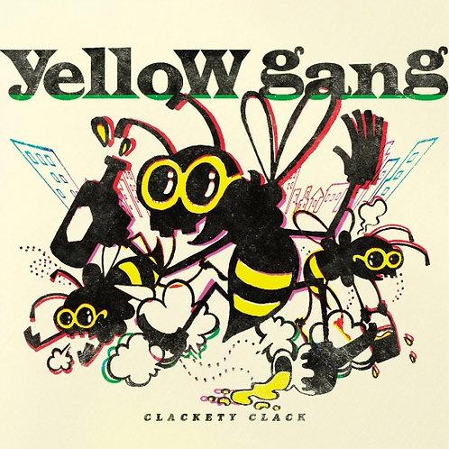 Yellow Gang - Clackety Clack (CD)