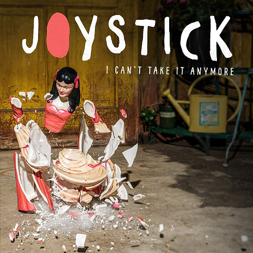 Joystick - I Can't Take It Anymore (12')