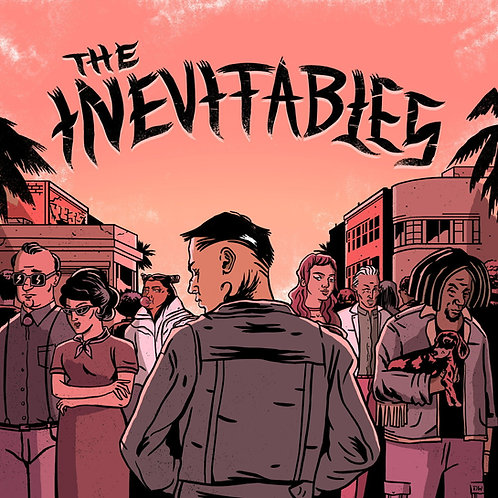 The Inevitables - Self Titled (12)
