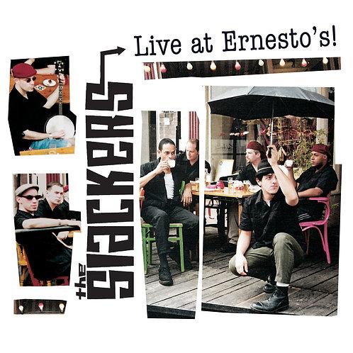 the Slackers - Live At Ernestos