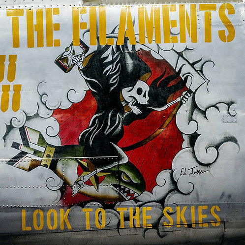 "The Filaments - Look To the Skies (12"")"
