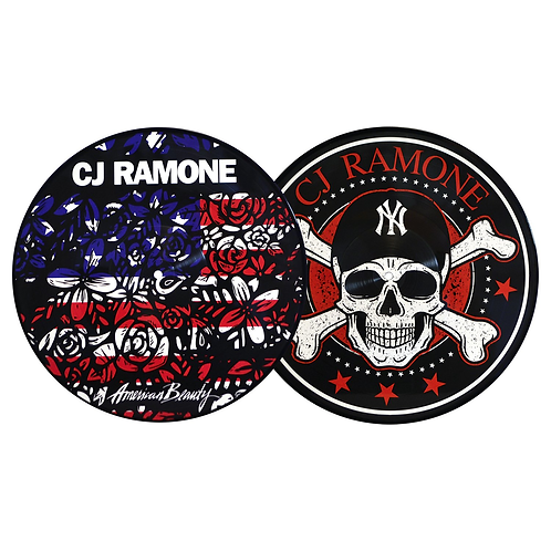 "CJ Ramone - American Beauty (12"" Pic Disc)"