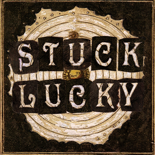 Stuck Lucky - Self Titled (CD)