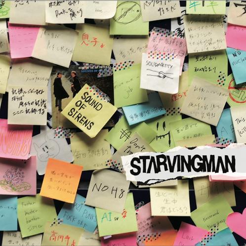 Starvingman - Sound Of Sirens (CD)