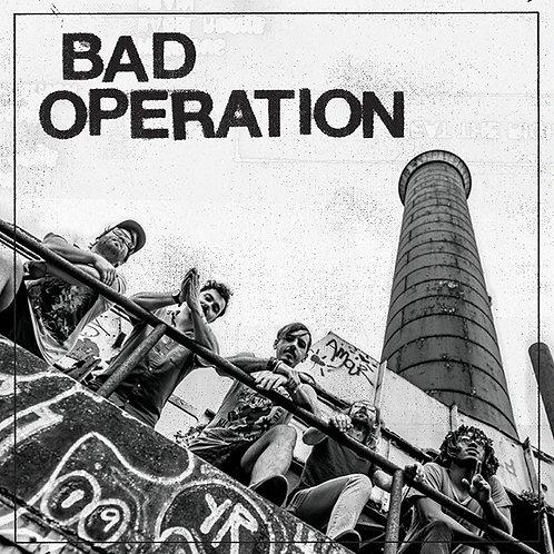 "Bad Operation - Self Titled (12"")"