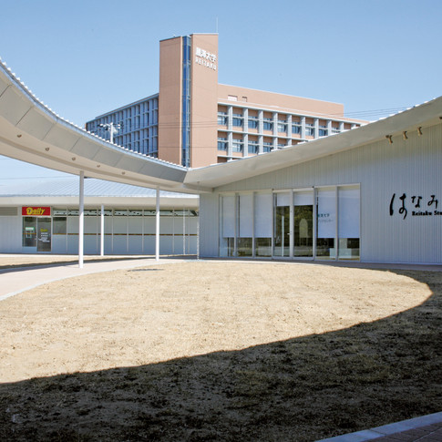 "Reitaku Student Plaza ""hanamizuki"""