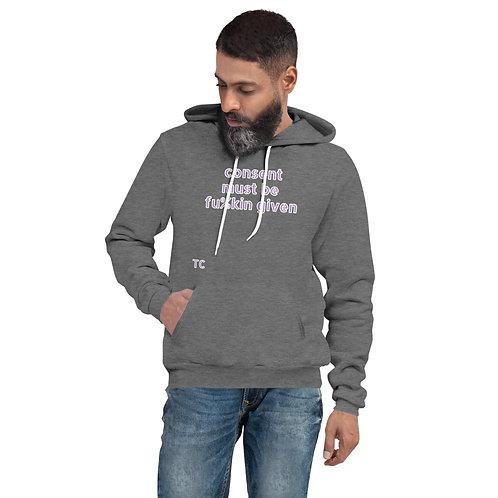 Unisex hoodie EXPLICIT