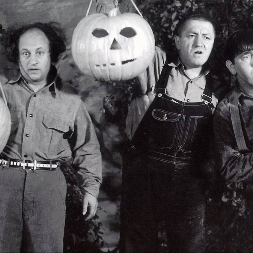 The Three Stooges Spooktacular!