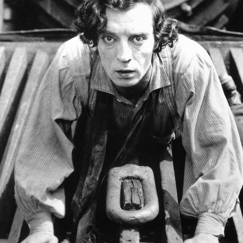 The General, Buster Keaton at Hip Pocket Theater