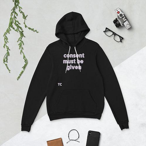 Unisex hoodie CLEAN