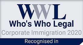 WWL Corporate Immigration 2020 - Rosette