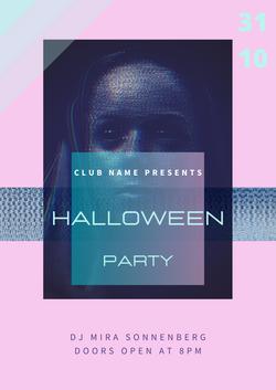 Partyflyer_Halloween