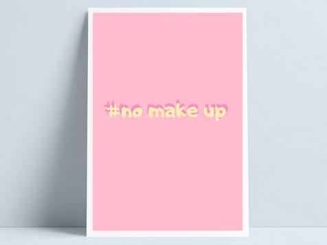 #no make up