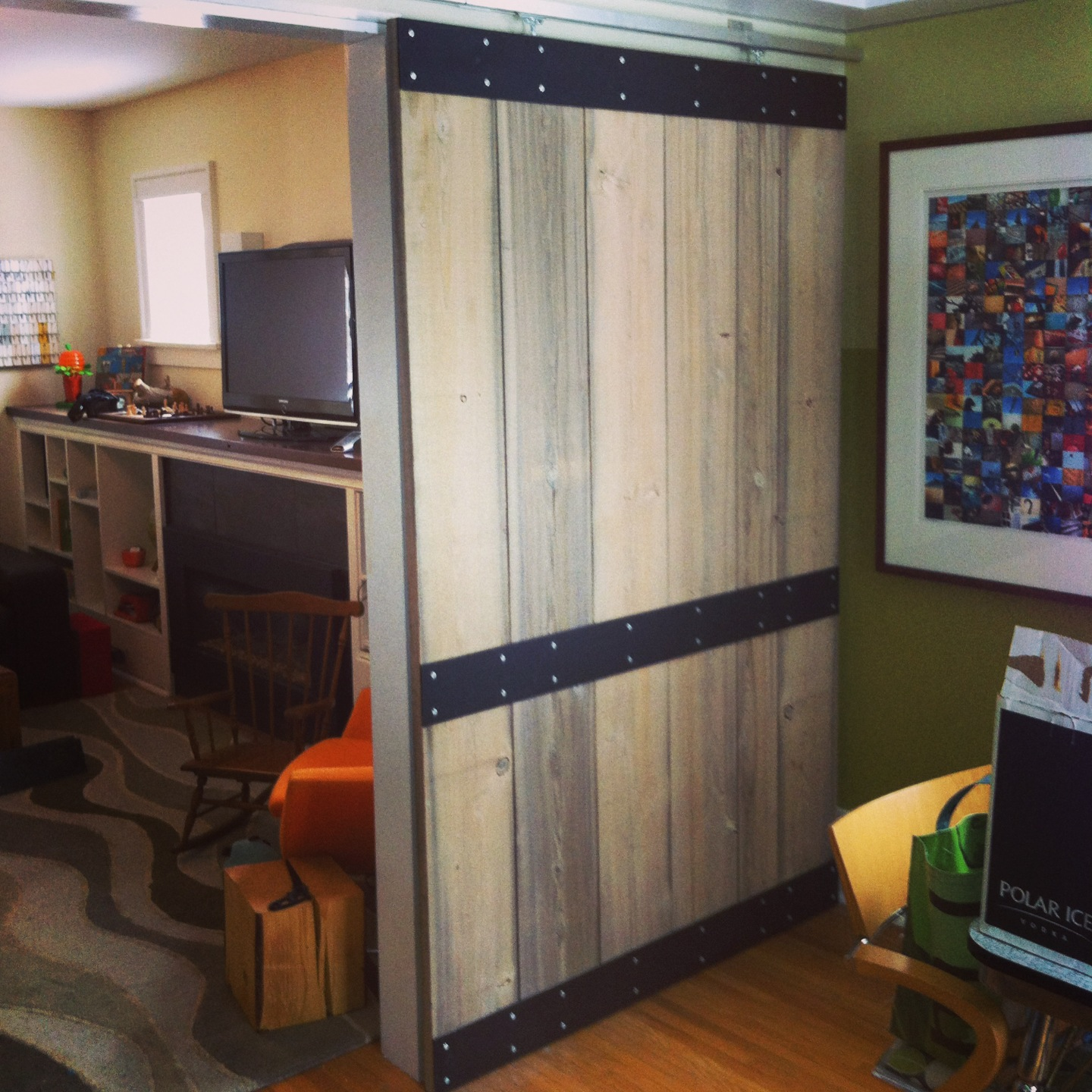 Barn Wood Sliding Door