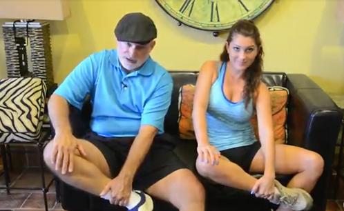# 38 Range of Motion Hips Sitting