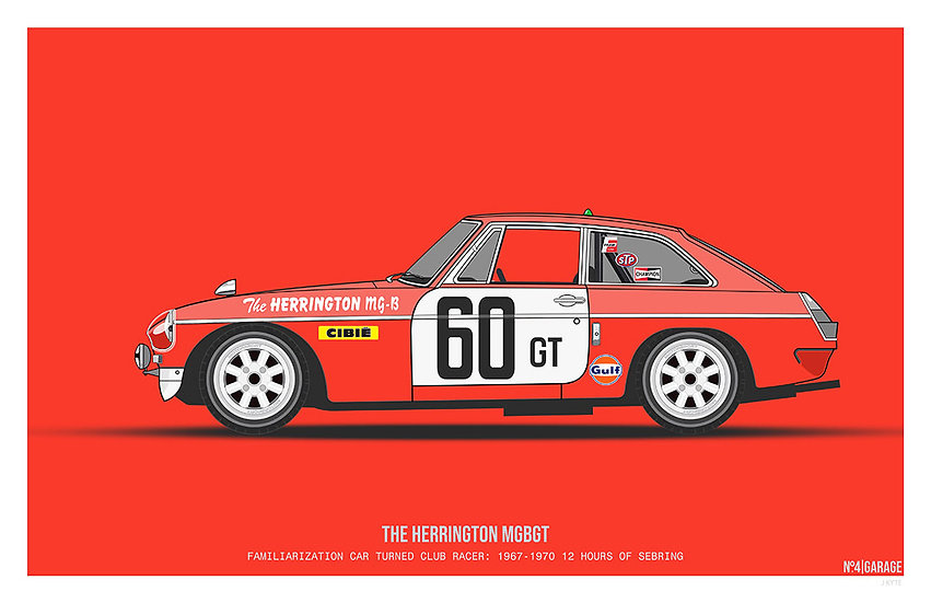 Special Edition: The Herrington MG BGT