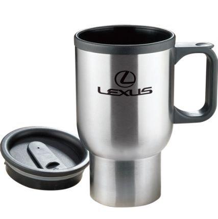 16 oz Stainless Travel Mug
