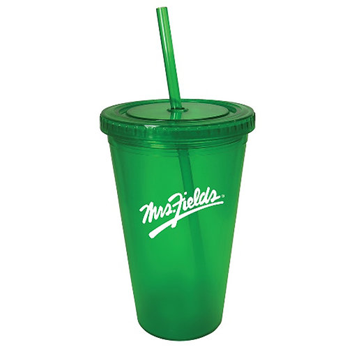 16oz. Double Wall Acrylic Tumbler