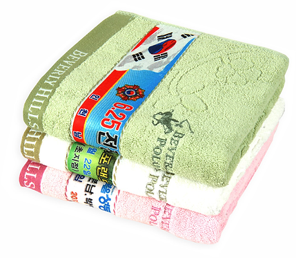 "Sublimation Hand Towel 15 3/4"" x 31 1/2"""