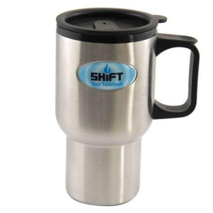16 oz Full Color Dome Stainless Steel Mug