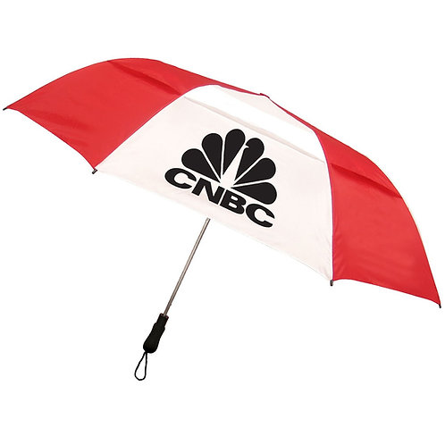 "58"" Golf Vented Folding Umbrella"