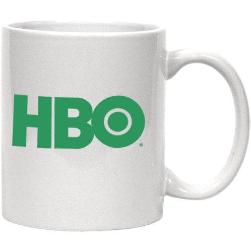 11 oz White Coffee Mug