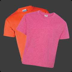 Custom youth size apparel