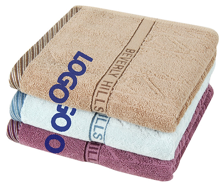 "Luxury Hand Towel 15 3/4"" x 31 1/2"""