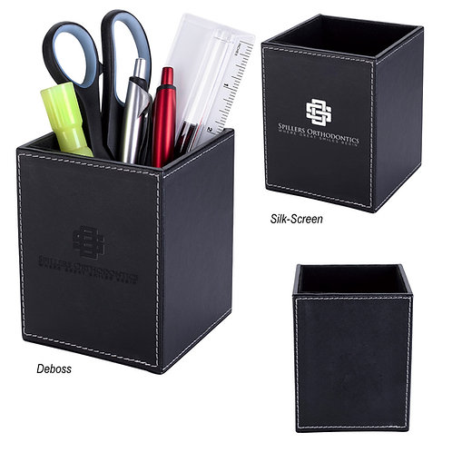 Executive Pen & Pencil Cup