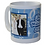 Thumbnail: 11 oz. Sublimation Coated White Mug