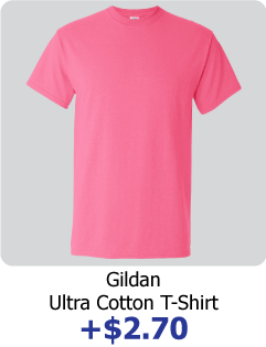 custom gildan shirts