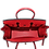 Thumbnail: Limena Handbag - Red