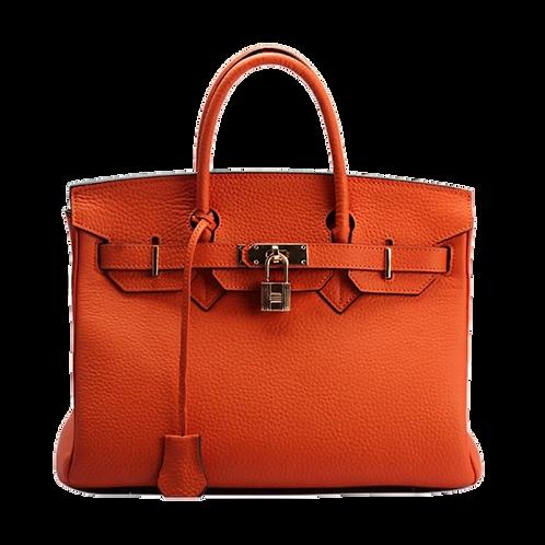 Limena Handbag - Orange
