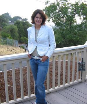 Kristin Billerbeck Christian Chick Lit Author border=