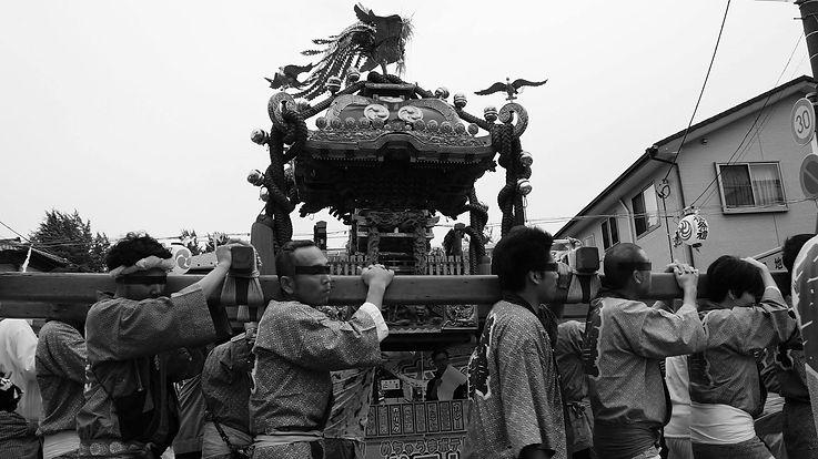 久伊豆神社例大祭