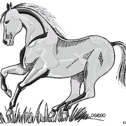 Horse logo #137