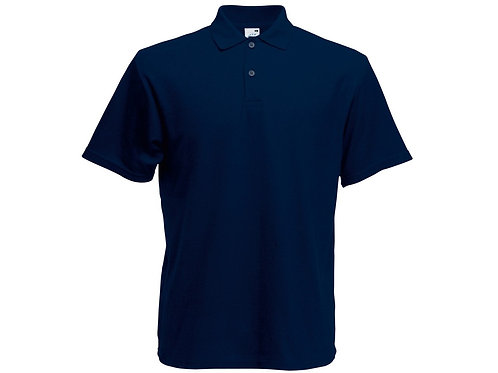 Adult Polo Shirt Navy
