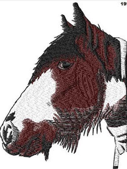 Horse Head #199