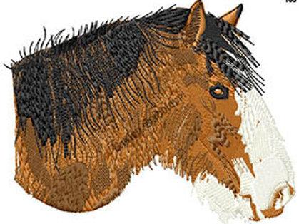 Horse Head Logo #165