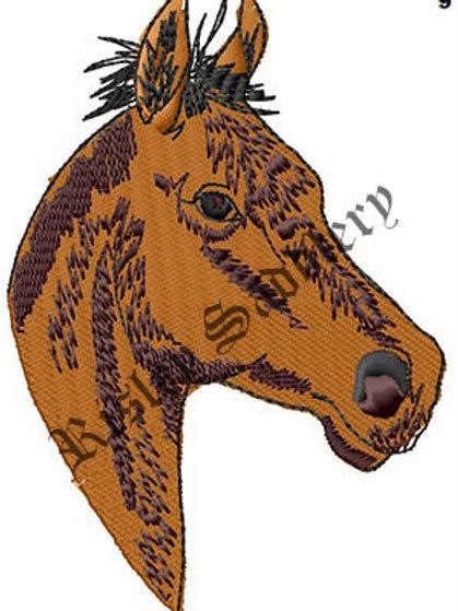Horse Head Logo #9